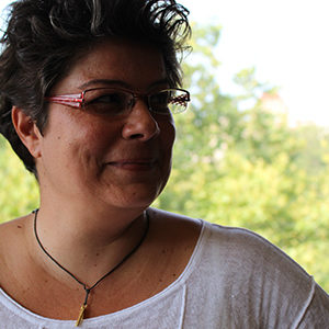 photo of Helga Tawil-Souri
